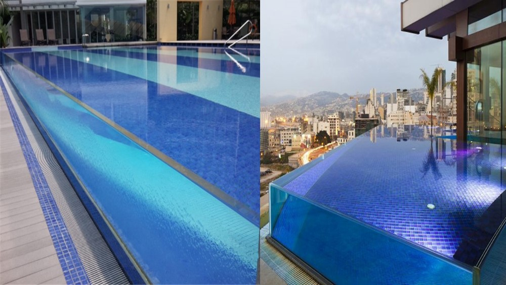 underwater windows swimming acrylic pools manufacturers