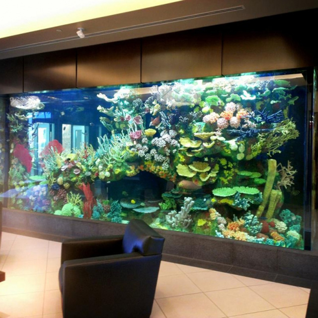 PG Luxury Modern Design Acrylic Fish Tank Aquarium