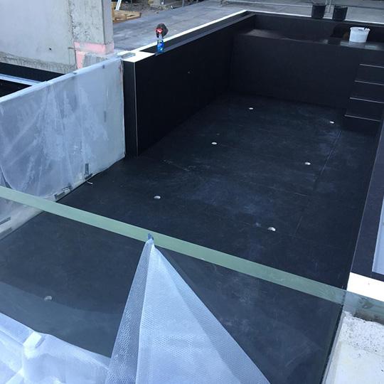 Acrylic Swimming Pool