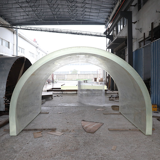 Acrylic Tunnel